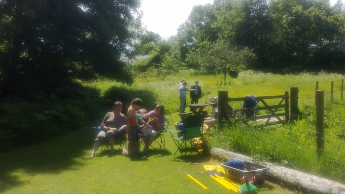 Barry Mill picnic