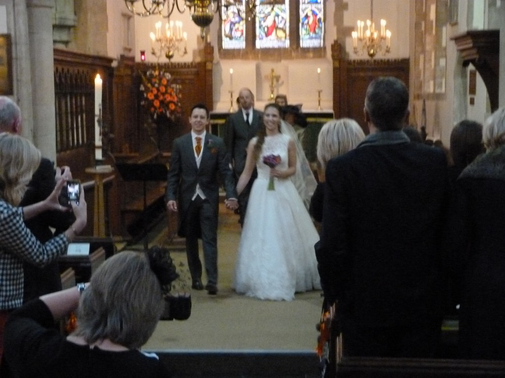 Norred S Weddings And Events: St Marys Church Chiddingfold