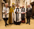 Click here to view the 'Installation of Rev'd Dr Rachel Greene' album