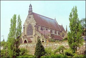 Shropshire Churches Tourism Group | Shrewsbury Cathedral