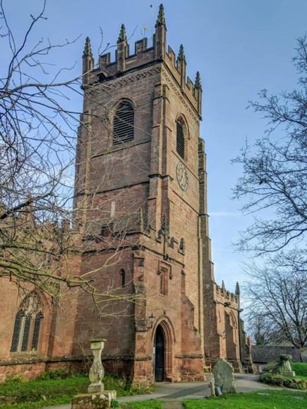 Shropshire Churches Tourism Group  0d975d04d39