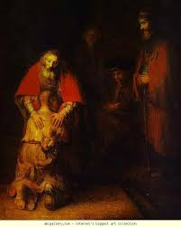 Image result for rembrandt, the prodigal