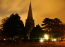 St Michael's at night
