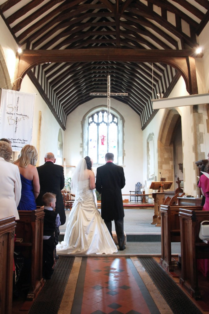 Horley Anglican Team Ministry Weddings