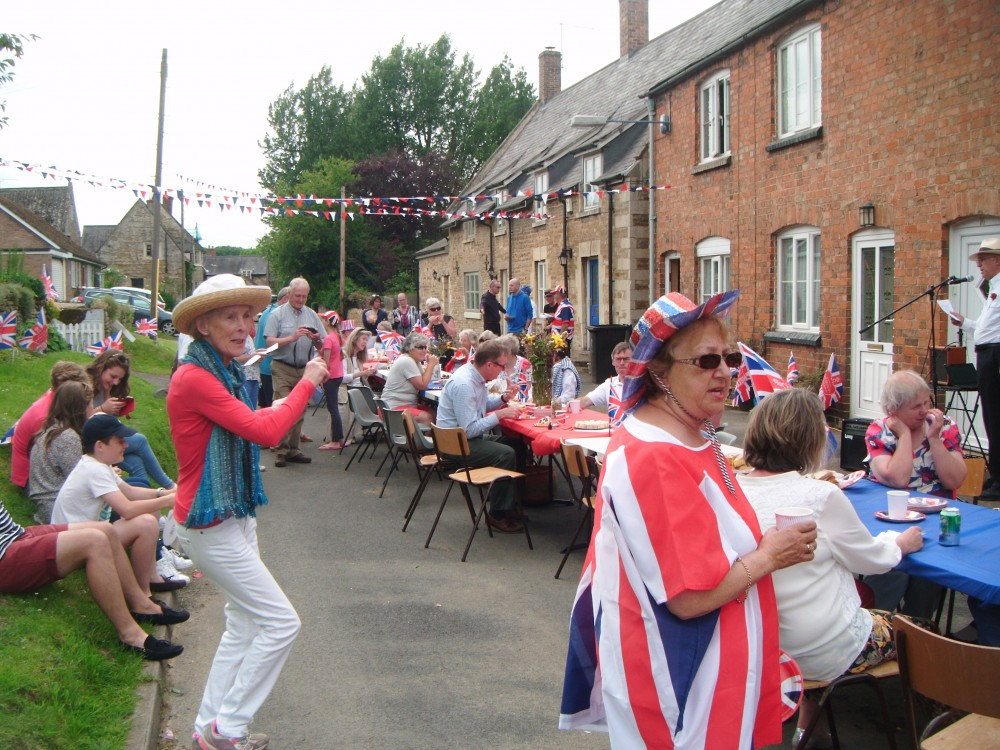 Manton Street Party - 1 of 4