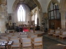 St Peter church seating-Empingham