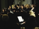 Military Wives Choir Cottesmore in concert at Empingham on 13 March 2016