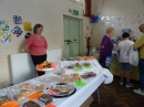 A very tasty stall. Cakes galore!