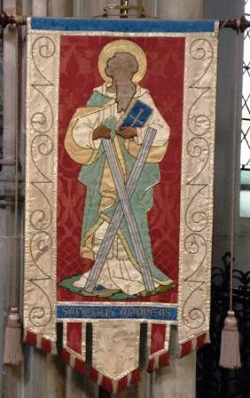 Banner of St Andrew