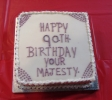 Photo of one of the cakes