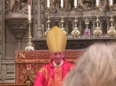 Bishop Martin at the Chair