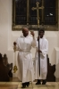 Thurifer and Crucifer