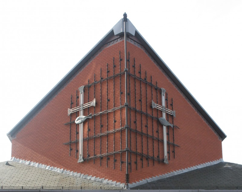 Roof cross