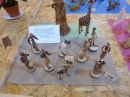 African nativity set from Kenya