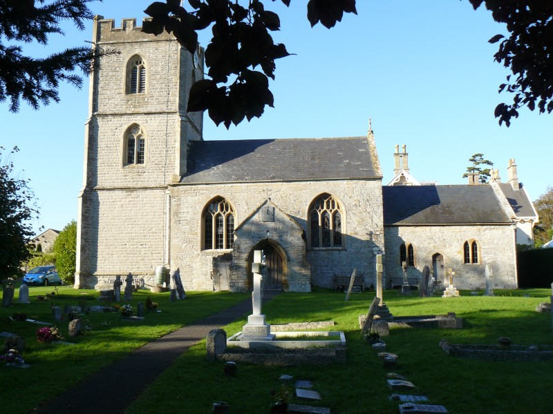 St Mary's Church, Cossington