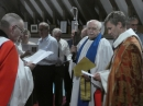 Dedication of the new bells