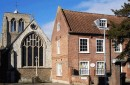 Open 'Church House Hall for rent'