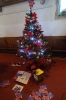 The winning tree, with a prize of £50 went to Shipdham Arts and Crafts.