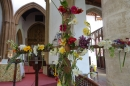 The Easter Cross, at St. Nicholas Church Dereham..