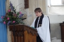 Revd. Canon Sally Theakston, Team Rector of the Dereham and District Team Ministry