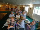 Trip to Hightown Cricket Club - cricket called off due to rain!  The quiz and afternoon tea was great though.