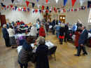 Christmas meal in the Church Hall