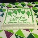 Open Macmillan Coffee morning