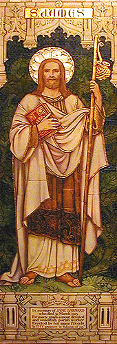 Saint James mosaic