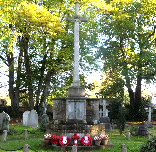 Churchyard records
