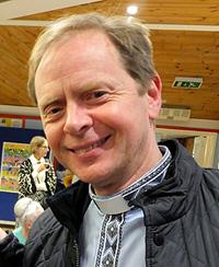 Revd Derek Wintrburn