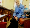 Pets in church