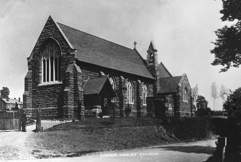 St. Saviour's in 1910