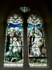 Edwardian stained glass-North side-Resurrection
