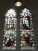 Victorian stained glass-South side