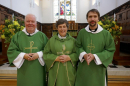 The clergy team