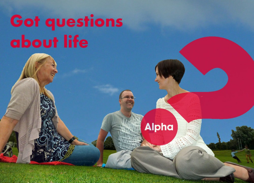 Got questions about life?