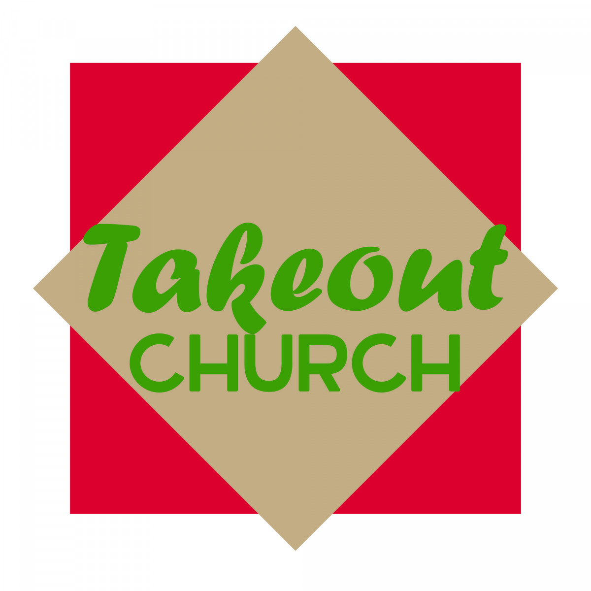 Takeout Church logo