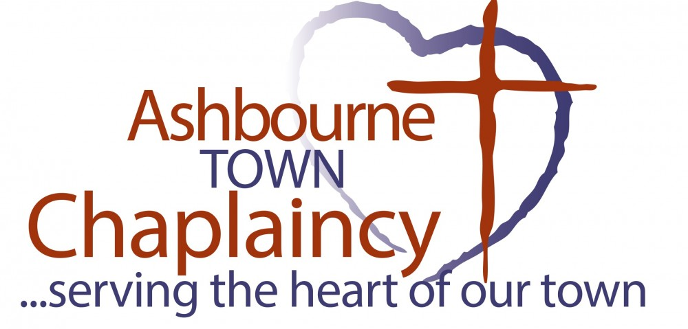 Logo for Ashbourne Town Chaplaincy serving the heart of our town
