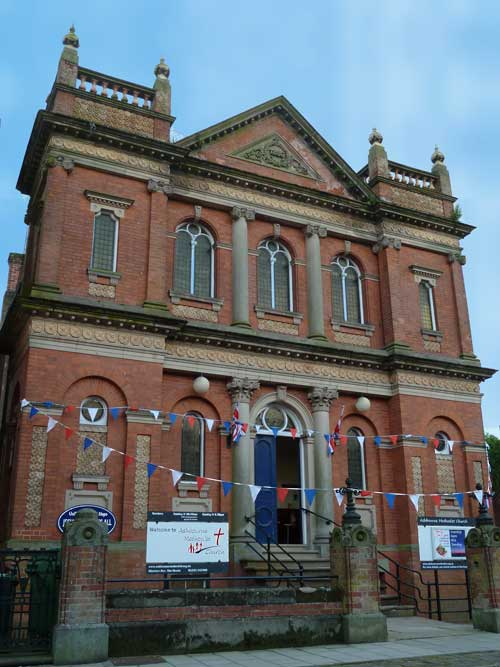 Ashbourne Methodist Church