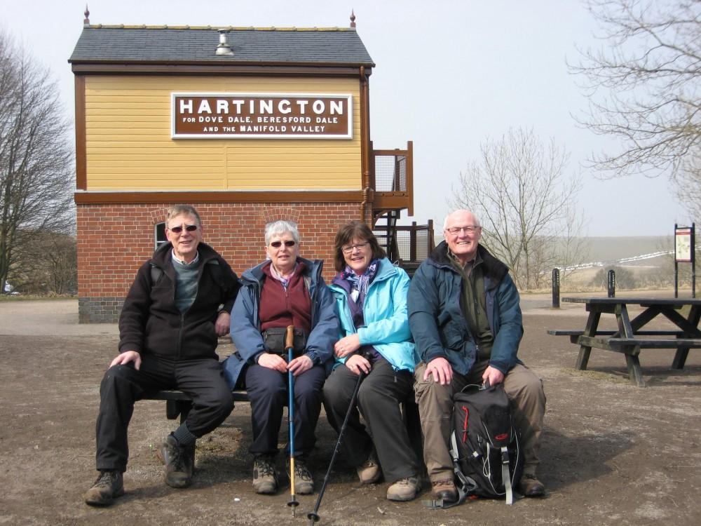 Ashbourne Methodist   Walking Groups