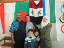 Friends from Syria
