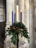 Advent 1 wreath