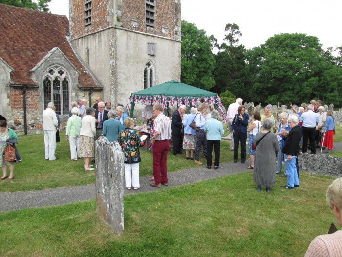 Music & Verse Evening St John's June 2016