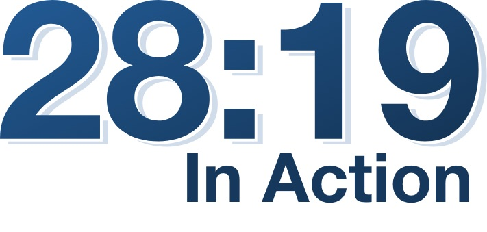 28:19 in Action logo