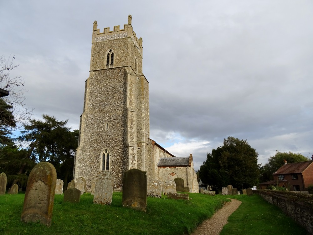 St Thomas, Foxley
