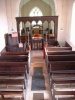 Foxley box pews