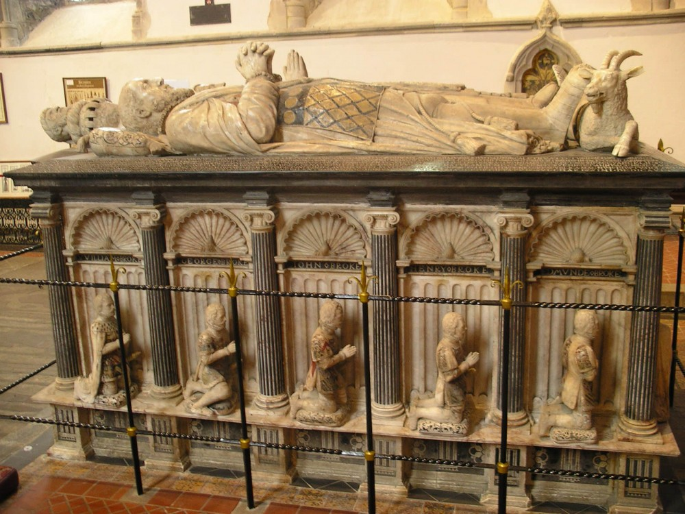 brooke Tomb