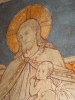 Close up of Christ