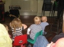 children enthralled