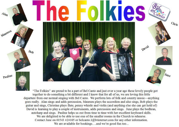 photo of Folkies
